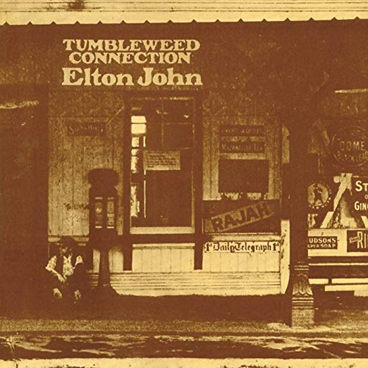 In their early days, Elton John and Bernie Taupin were obsessed with The Band, and this song is one of their most Band-like numbers. With all due respect, this song could hold its own against anything off of 'Music From Big Pink.' The song is also notable for being the first track that Elton played on with his future rhythm section of Dee Murray (bass) and Nigel Olsson (drums), who were a great band (lowercase b!)  in their own right.