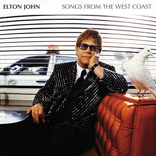 """Years before the idea of the Elton biopic 'Rocketman' was close to being a reality, this song, which closed 'Songs From The West Coast,' saw Elton and Bernie looking back at the era in the '70s when they dominated the pop charts. The music video, starring a young Justin Timberlake playing a young Elton, led to rumors that the NSYNC singer might star as Elton. In the song the lyrics """"This train don't stop there anymore,"""" point out that while other people could play that character, Elton's no longer that guy. Which was appropriate: that guy didn't yet have the life experience to sing this classic, and a younger Bernie Taupin couldn't have written these lyrics."""
