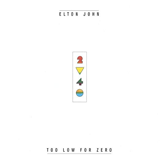 One of Elton's best '80s songs. Unlike the rest of the list, this isn't an Elton/Bernie co-composition; Bernie wrote the lyrics, and Elton co-wrote the music with guitarist Davey Johnstone. The song, which featured the classic Elton band of Johnstone, bassist Dee Murray and drummer Nigel Olsson, accompanied by Stevie Wonder on harmonica, also was one of Elton's first videos to get a lot of play on MTV, introducing him to a new, younger generation of fans.