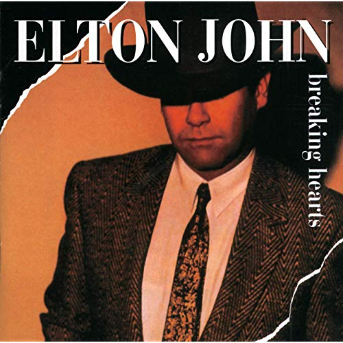 We love Elton, but some of his albums are just not that great (and he'd be the first to admit that). 'Breaking Hearts' is definitely one of his lesser albums, but even in the midst of some uninspiring songs, there was this pop gem, about how listening to sad songs can make you feel better.