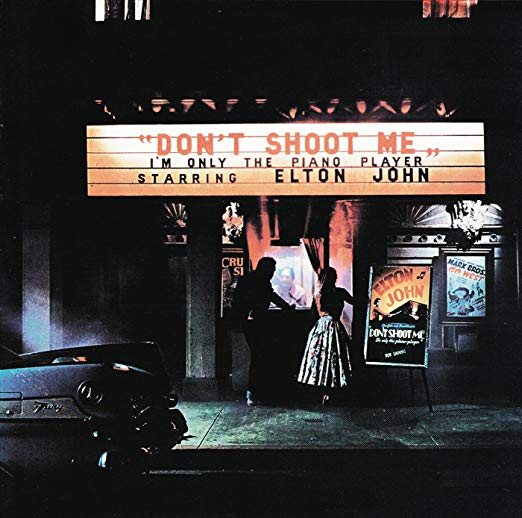 """The B-side of """"Crocodile Rock,"""" it has a similar retro sound that harkened back to the days when saxophones ruled rock and roll. The lyrics here were a bit more somber, even as the song was upbeat: a guy ruminates on a woman who left him, while reminiscing on the fun they had while drinking the wine that gives the song its name."""