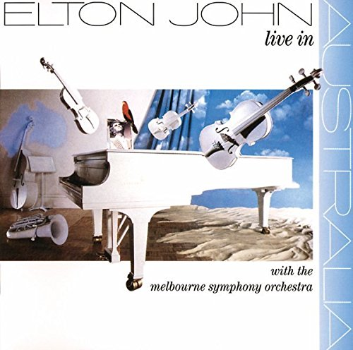 Originally from 1970's self-titled album, this is another song where an older Elton sounds better than the younger version. The orchestration here is better than it was on the original as well.
