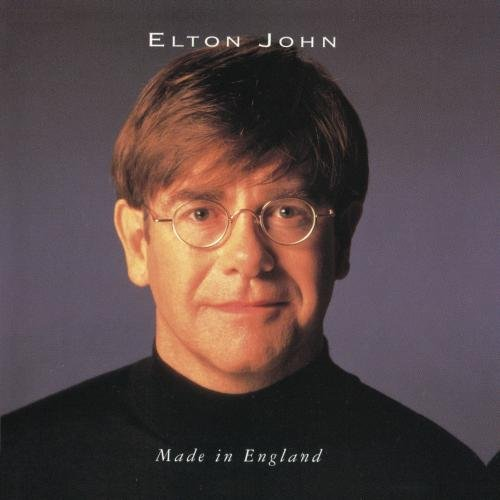 """After the massive success of 'The One' and 'The Lion King' soundtrack, 'Made In England' was a bit of a dud, but that doesn't mean you should ignore """"Believe,"""" one of Elton's best vocal performances. It's the most recent song in the Elton John catalog that he's playing on his current farewell tour."""