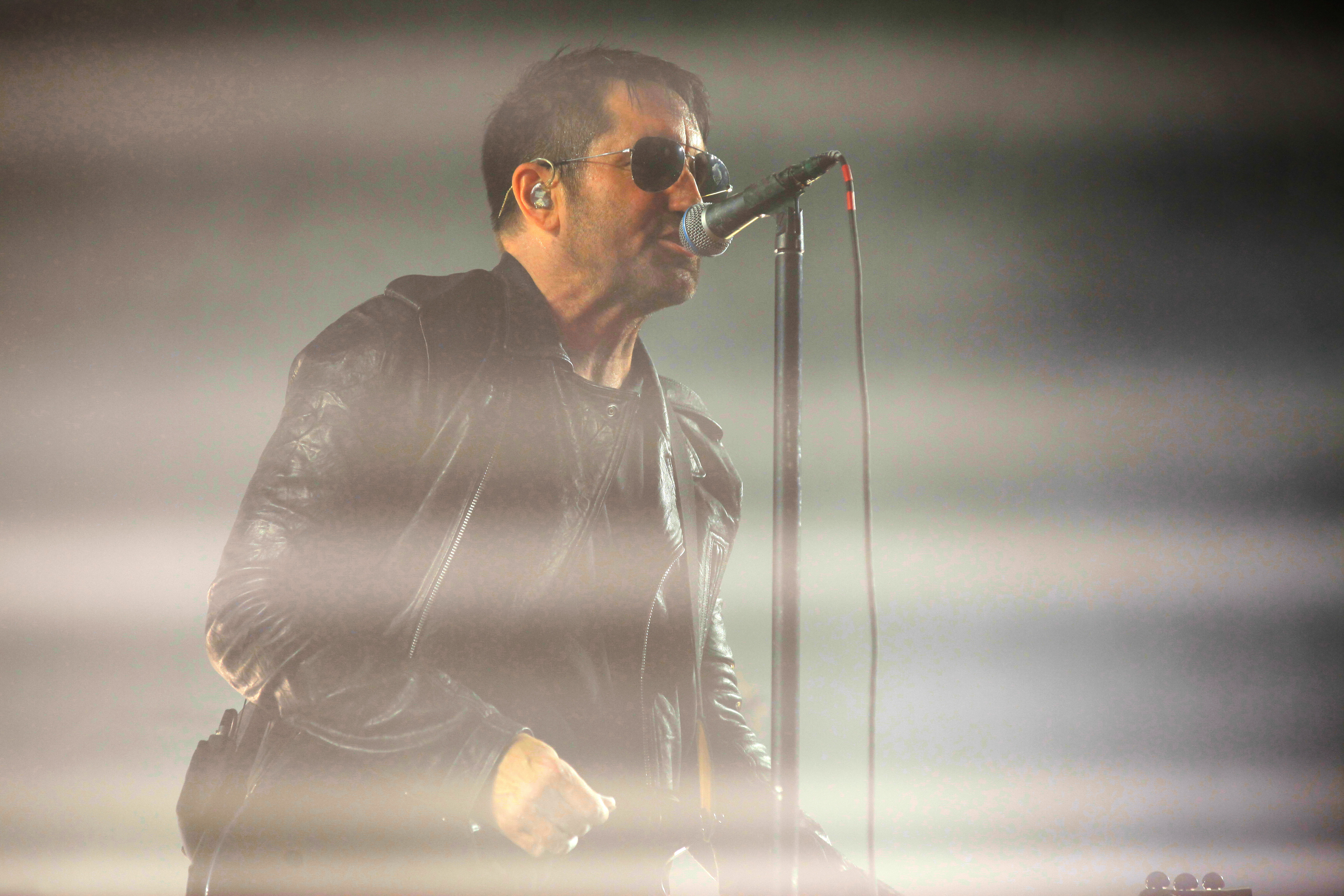 NIN really came to be because Trent Reznor was a janitor at a recording studio whose owner let him record for free during open studio time. The lesson? Even if your job isn't exactly in your desired field, you never know what might come from it.