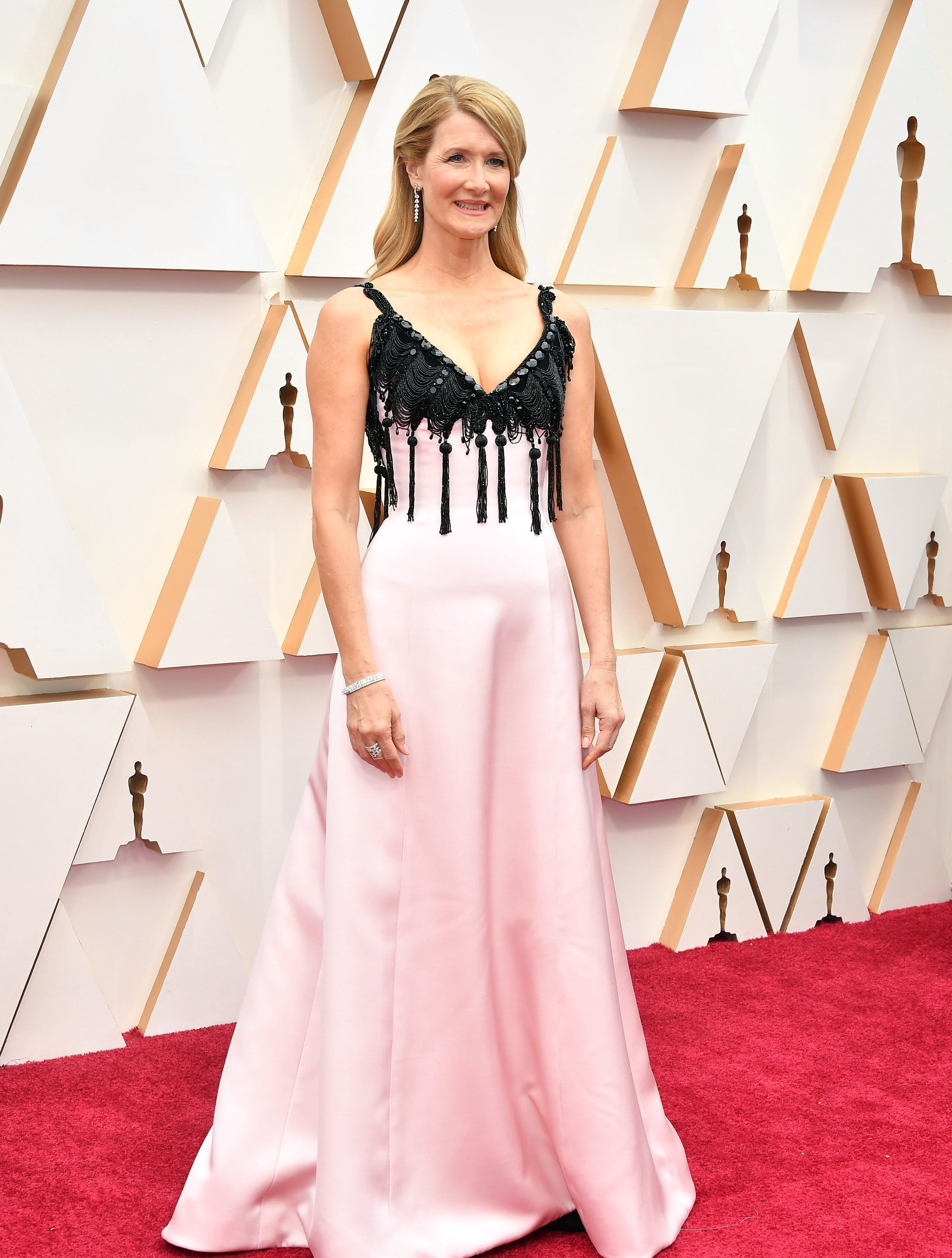 HOLLYWOOD, CALIFORNIA - FEBRUARY 09: Laura Dern attends the 92nd Annual Academy Awards at Hollywood and Highland on February 09, 2020 in Hollywood, California. (Photo by Amy Sussman/Getty Images)