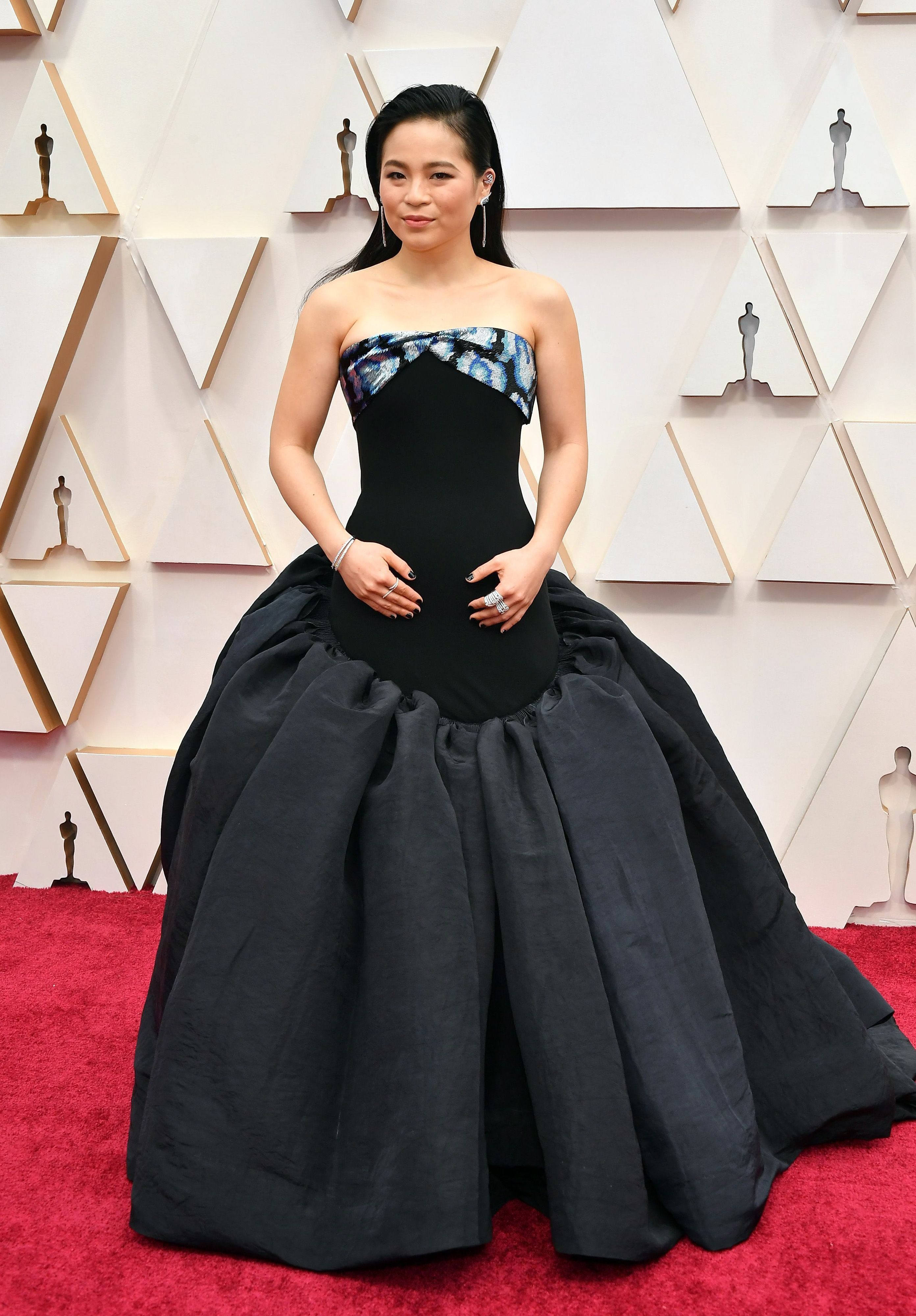 HOLLYWOOD, CALIFORNIA - FEBRUARY 09: Kelly Marie Tran attends the 92nd Annual Academy Awards at Hollywood and Highland on February 09, 2020 in Hollywood, California. (Photo by Amy Sussman/Getty Images)