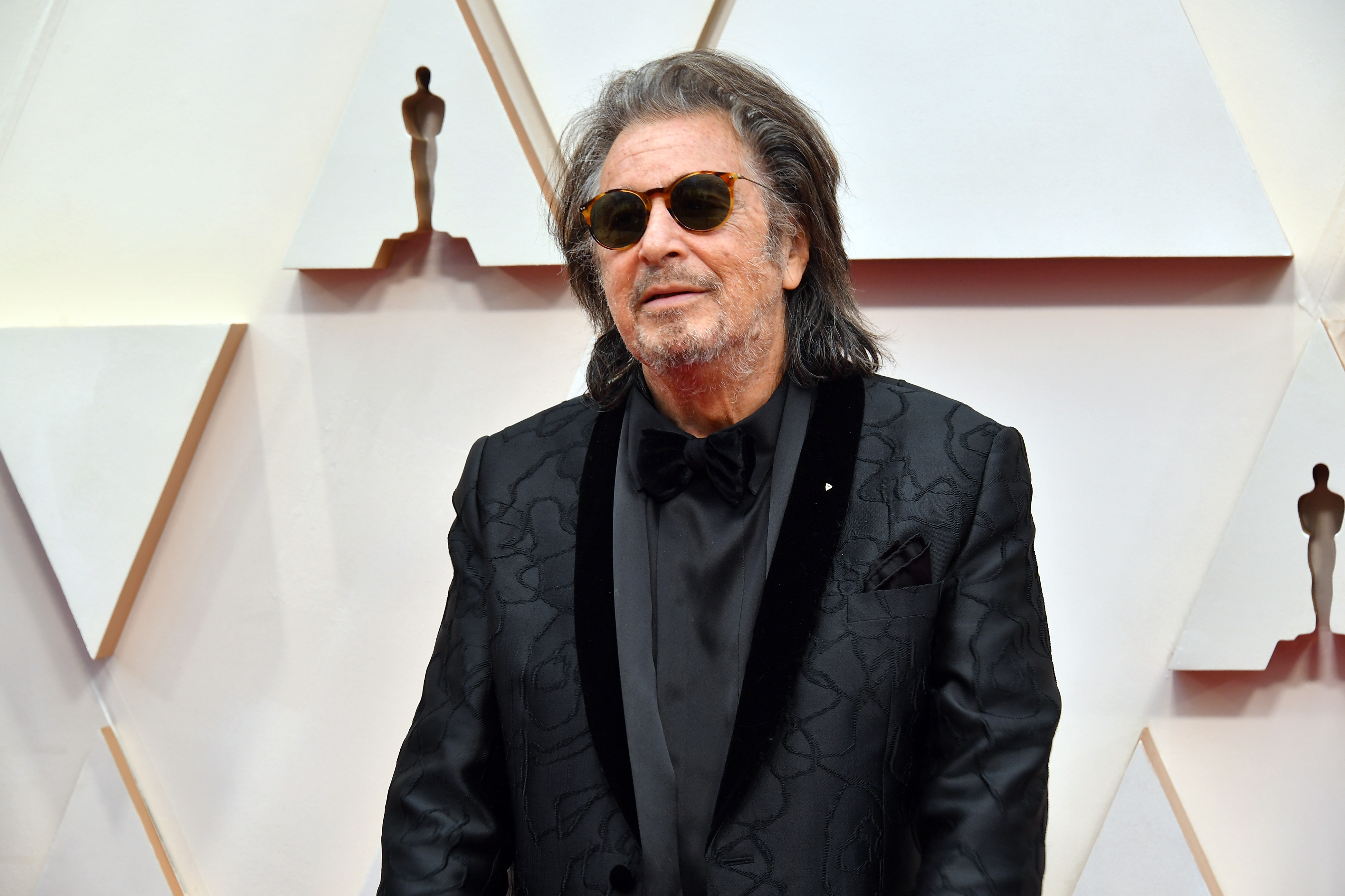 HOLLYWOOD, CALIFORNIA - FEBRUARY 09: Al Pacino attends the 92nd Annual Academy Awards at Hollywood and Highland on February 09, 2020 in Hollywood, California. (Photo by Amy Sussman/Getty Images)
