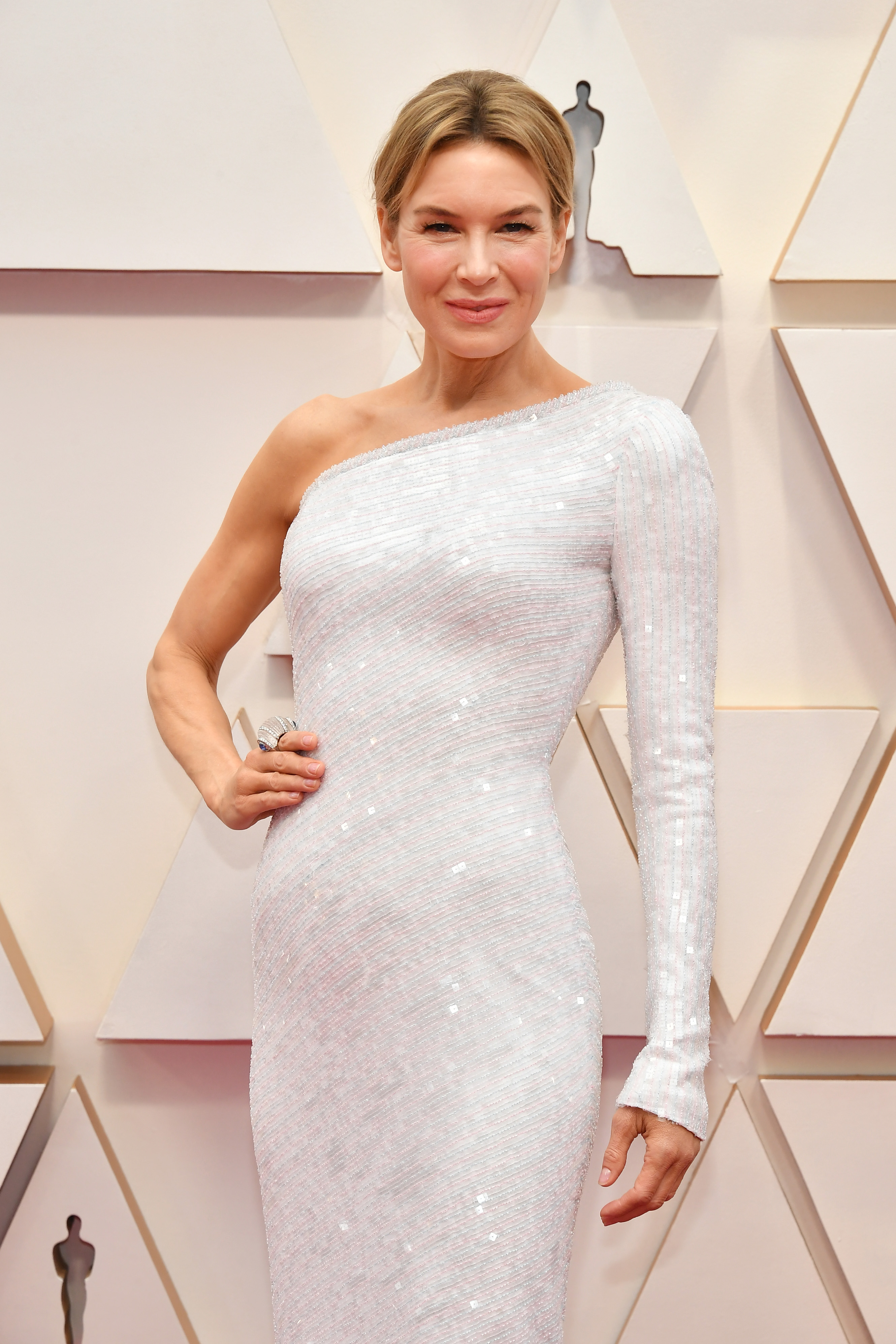 HOLLYWOOD, CALIFORNIA - FEBRUARY 09: Renée Zellweger attends the 92nd Annual Academy Awards at Hollywood and Highland on February 09, 2020 in Hollywood, California. (Photo by Amy Sussman/Getty Images)