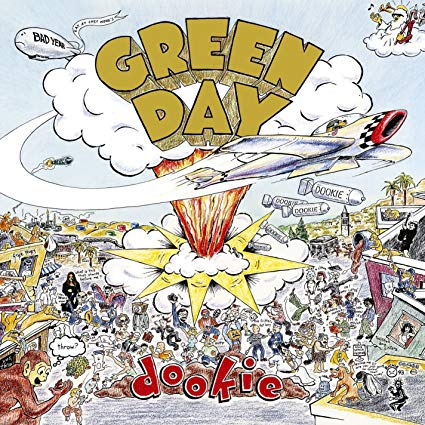 Green Day had been around for five years by the time they *cough* dropped 'Dookie,' but this is the song and video that brought them into the homes and hearts of America. Like their peers from the north in Seattle, Green Day had their share of angst. But unlike those guys, they actually had some fun with it.