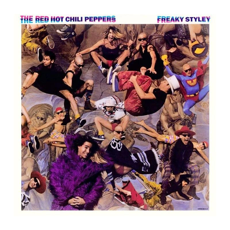 """The Chili Peppers paid tribute to George Clinton on the title track of their second album, which he produced for the band. They repeated the chant, """"Funk 'em, just to see the look on their face,"""" a quote attributed to Clinton himself."""