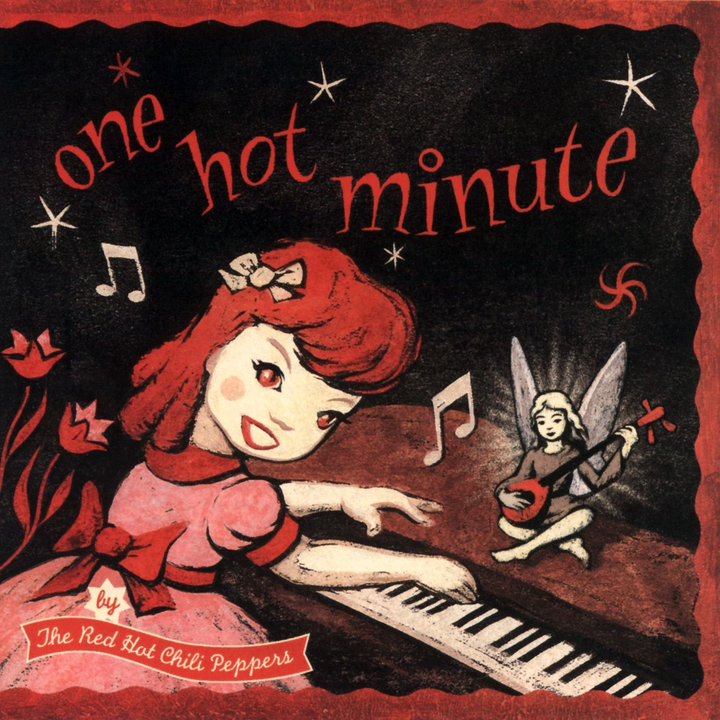 """'One Hot Minute,' the band's sole album with former Jane's Addiction guitarist Dave Navarro, was a difficult alliance of talents. """"Coffee Shop"""" was one instance where it really worked: Navarro's thunderous psychedelic guitar perfectly fits in here."""